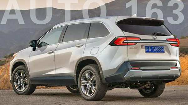 52 Best Review Toyota Kluger New Model 2020 Speed Test with Toyota Kluger New Model 2020