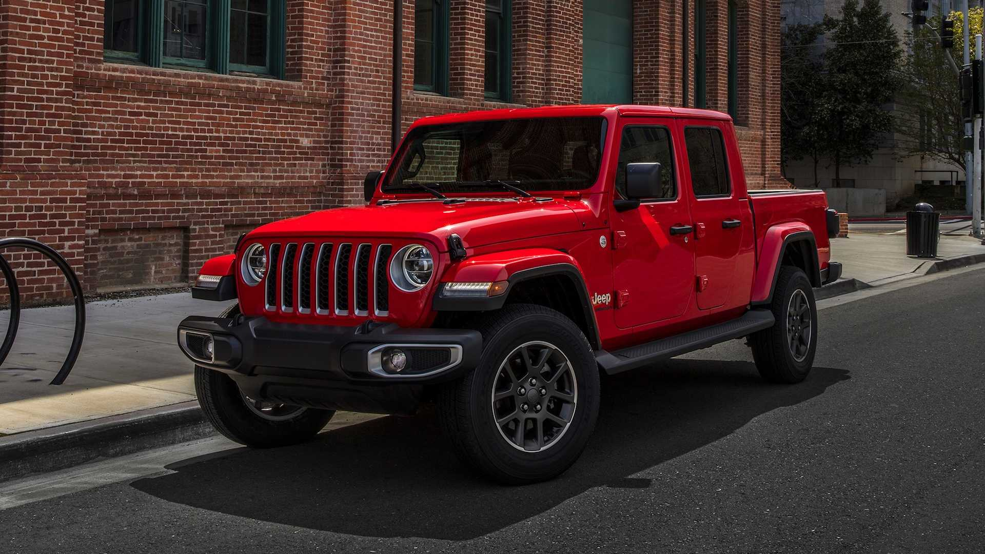52 Best Review When Is The 2020 Jeep Gladiator Coming Out New Concept for When Is The 2020 Jeep Gladiator Coming Out