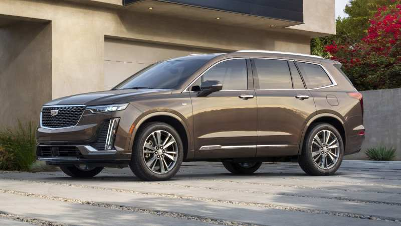 52 Concept of 2020 Cadillac Xt6 Gas Mileage Interior by 2020 Cadillac Xt6 Gas Mileage
