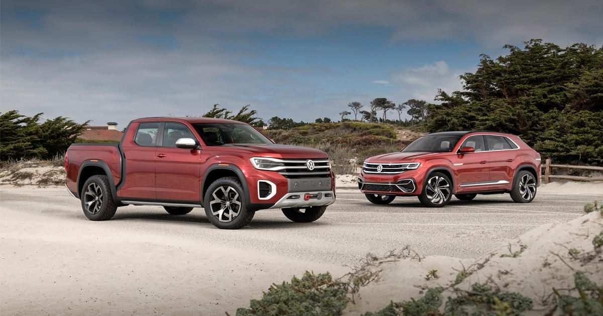 52 Concept of 2020 Volkswagen Atlas Release Date Wallpaper by 2020 Volkswagen Atlas Release Date