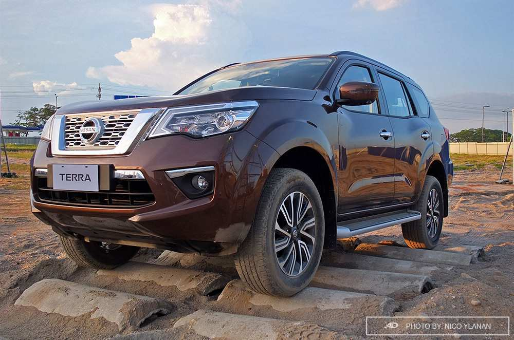 52 Concept of Nissan Terra 2020 Philippines Redesign for Nissan Terra 2020 Philippines