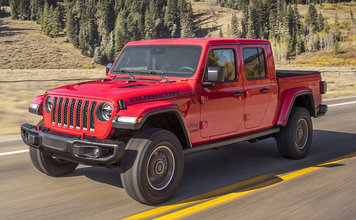 52 Gallery of 2020 Jeep Gladiator Release Date Photos for 2020 Jeep Gladiator Release Date