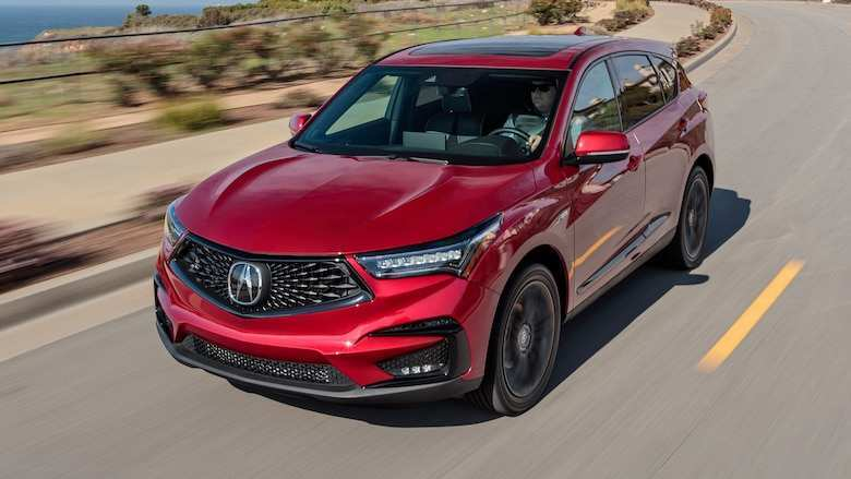 52 Gallery of Acura Rdx 2020 Review Release for Acura Rdx 2020 Review