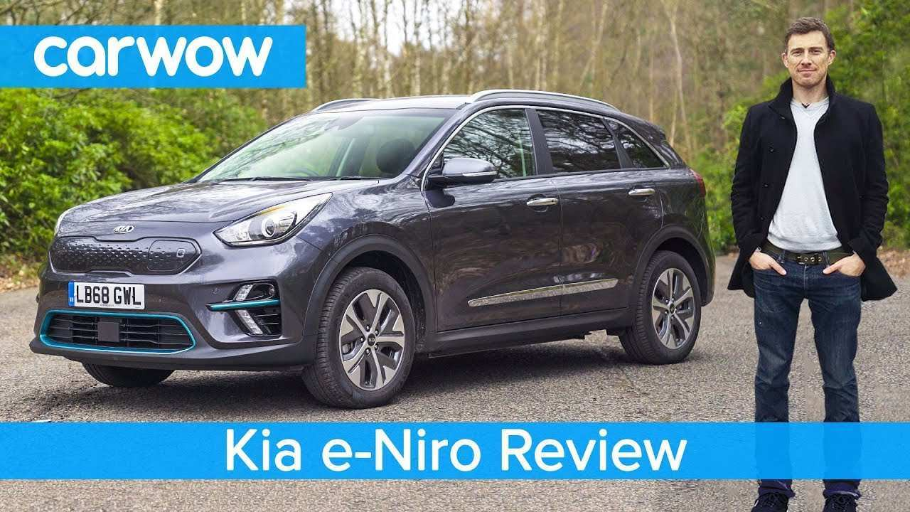 52 Gallery of Kia Electric Suv 2020 First Drive by Kia Electric Suv 2020