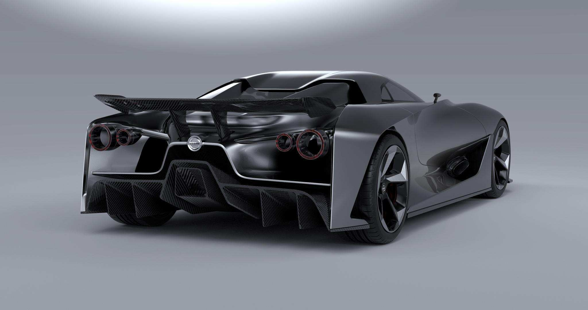 52 Gallery of Nissan Gtr R36 Concept 2020 Picture with Nissan Gtr R36 Concept 2020