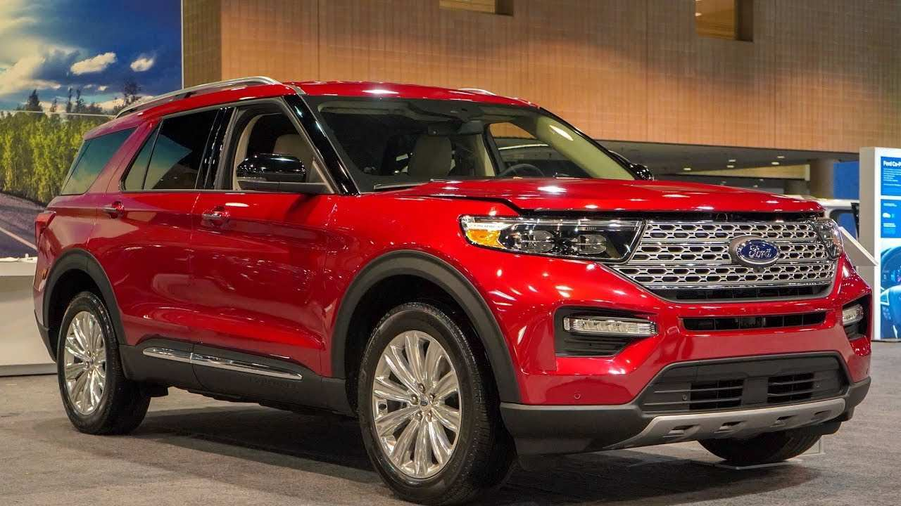 52 Great 2020 Ford Explorer St Youtube Performance and New Engine by 2020 Ford Explorer St Youtube