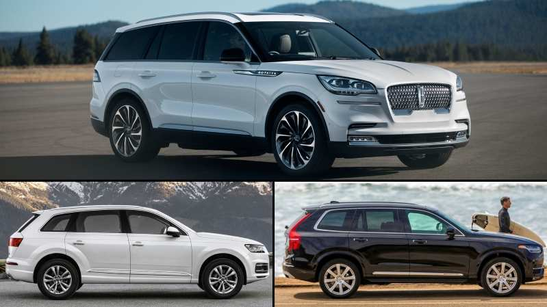 52 Great 2020 Lincoln Aviator Vs Acura Mdx Price and Review with 2020 Lincoln Aviator Vs Acura Mdx