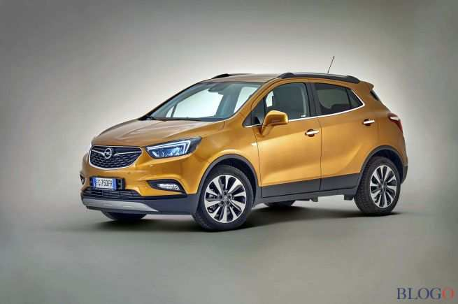52 Great Nuova Opel Mokka X 2020 Price by Nuova Opel Mokka X 2020