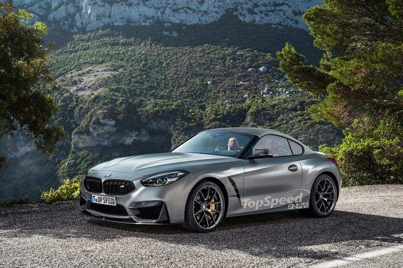 52 New BMW Z4 Coupe 2020 Specs with BMW Z4 Coupe 2020