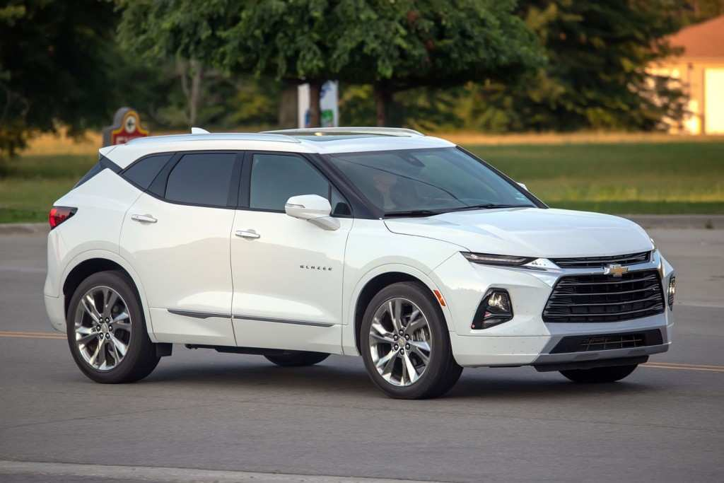 52 New Chevrolet Blazer 2020 Ss With 500Hp Pictures for Chevrolet Blazer 2020 Ss With 500Hp