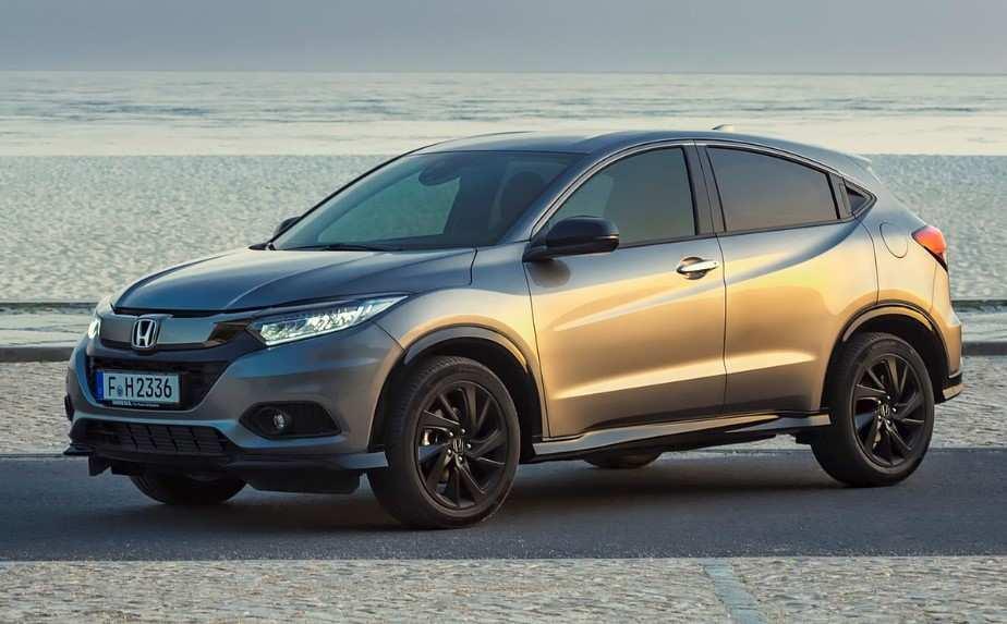 52 New Honda Hrv Turbo 2020 Redesign for Honda Hrv Turbo 2020