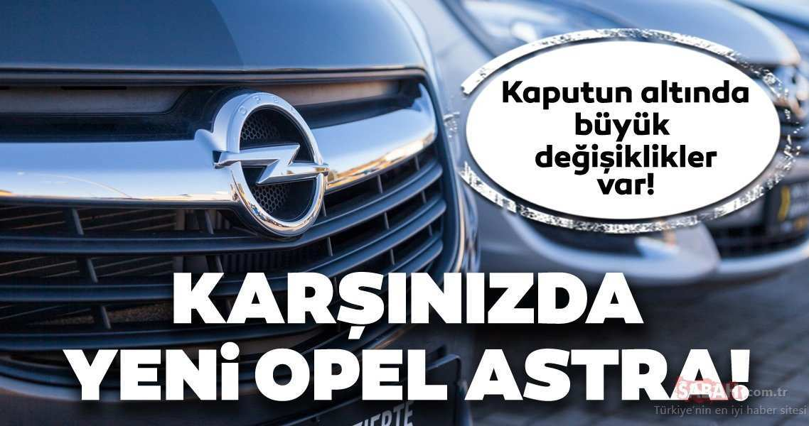 52 New Opel Astra Yeni Kasa 2020 Prices for Opel Astra Yeni Kasa 2020