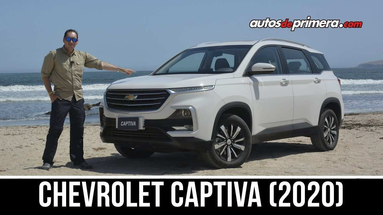 52 The Chevrolet Captiva 2020 Ficha Tecnica Redesign and Concept by Chevrolet Captiva 2020 Ficha Tecnica