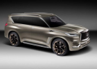 52 The Infiniti Qx80 2020 Wallpaper with Infiniti Qx80 2020