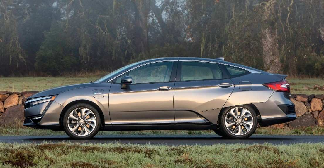 53 All New 2020 Honda Clarity Plug In Hybrid Exterior by 2020 Honda Clarity Plug In Hybrid