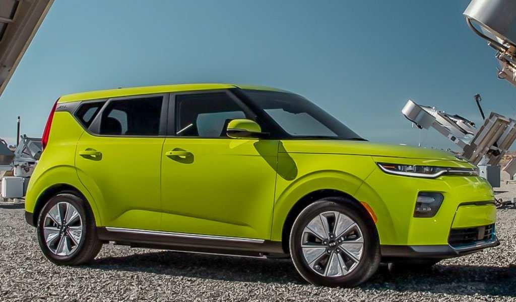 53 All New Kia Electric Suv 2020 Research New with Kia Electric Suv 2020