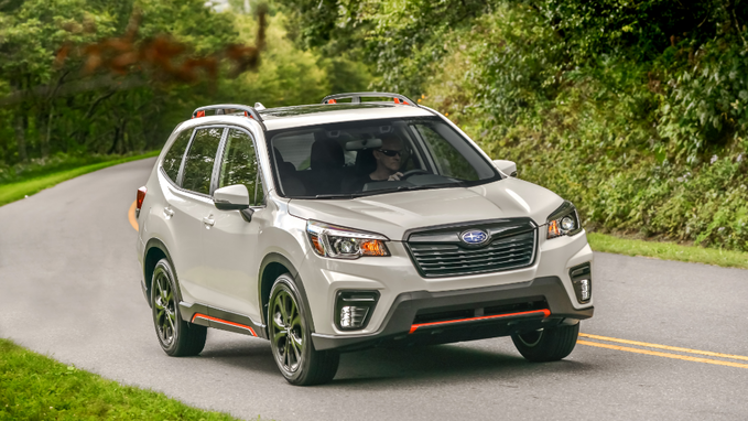 53 Best Review Subaru Forester 2020 Colors History with Subaru Forester 2020 Colors