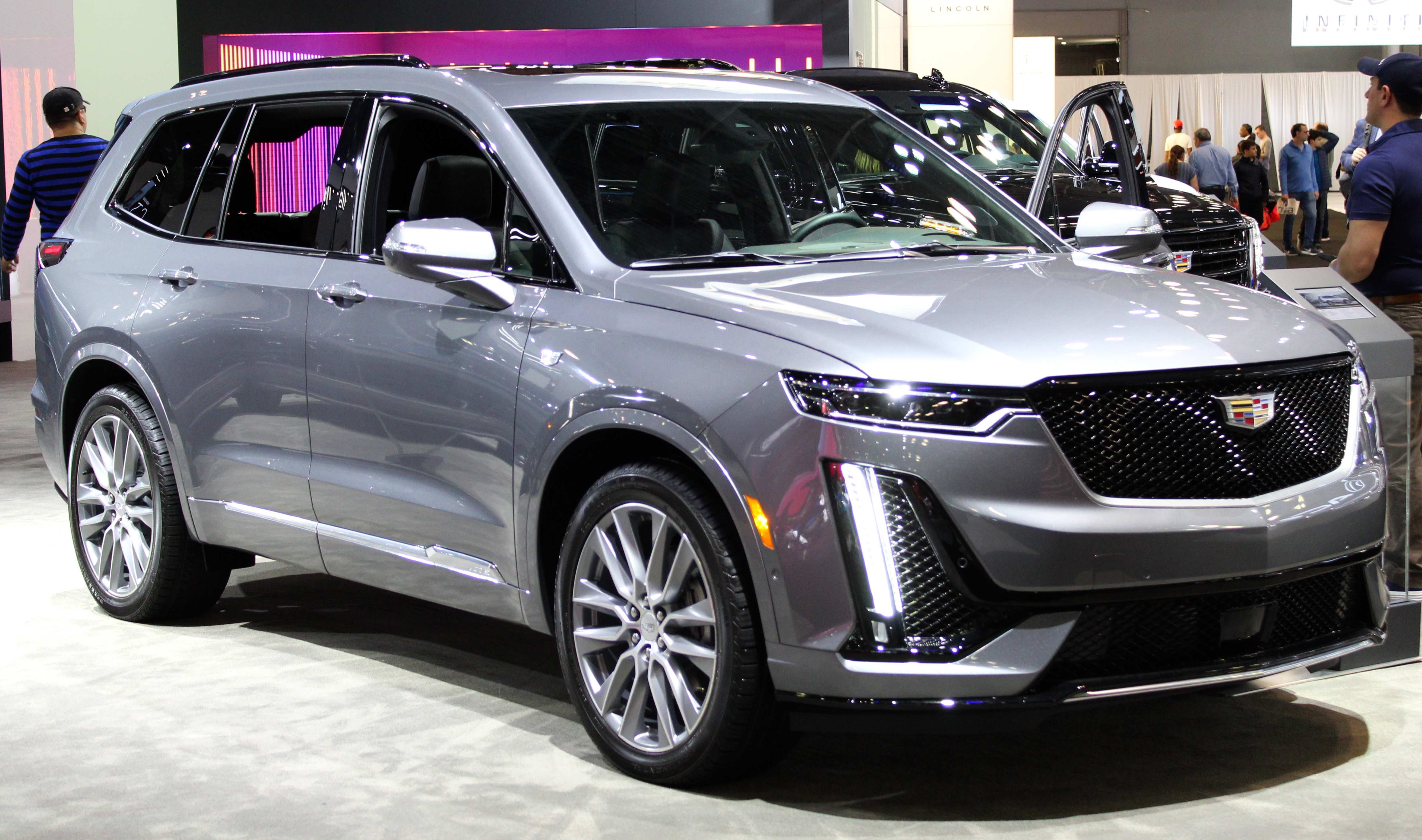 53 Concept of 2020 Cadillac Xt6 Length Redesign and Concept for 2020 Cadillac Xt6 Length