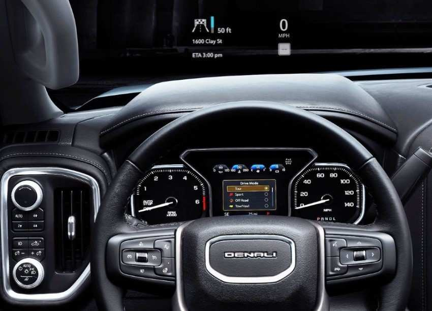 53 Concept of 2020 Gmc 2500 Interior Performance for 2020 Gmc 2500 Interior