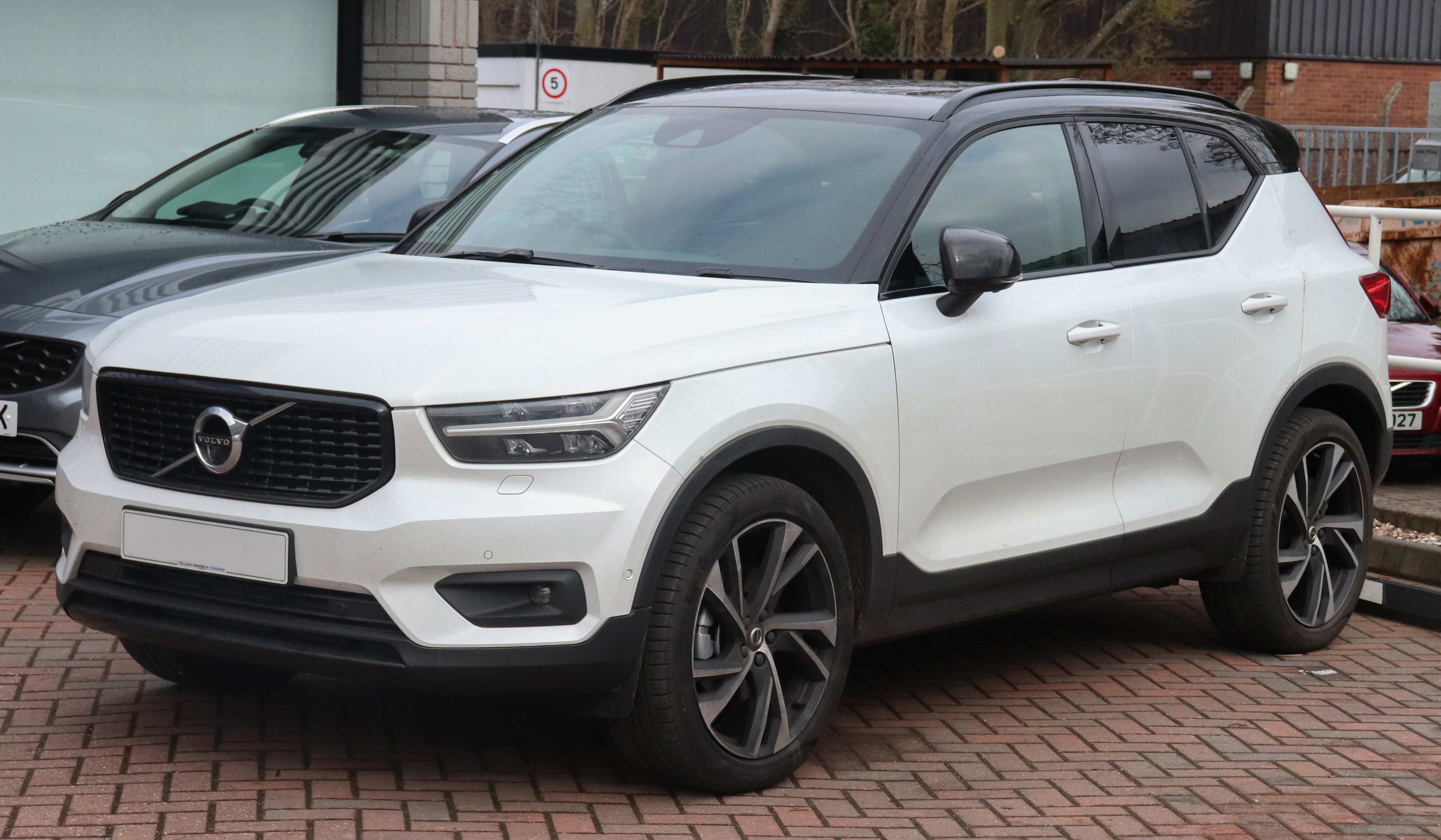 53 Concept of Volvo Xc40 2020 Update Pictures with Volvo Xc40 2020 Update