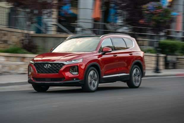 53 Concept of When Will The 2020 Hyundai Santa Fe Be Released Specs and Review with When Will The 2020 Hyundai Santa Fe Be Released