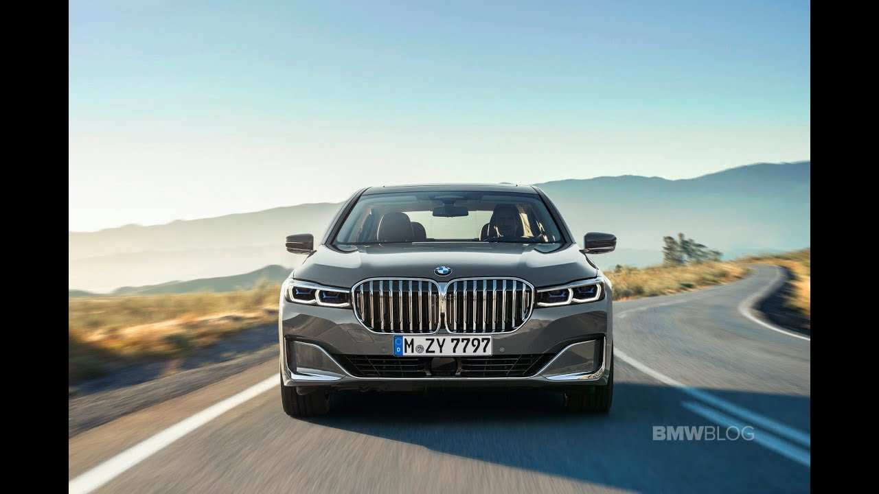 53 Gallery of 2020 BMW 7 Series Lci Release Date by 2020 BMW 7 Series Lci