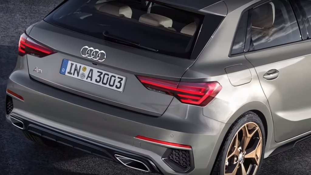 53 Gallery of Audi A3 S Line 2020 New Concept for Audi A3 S Line 2020