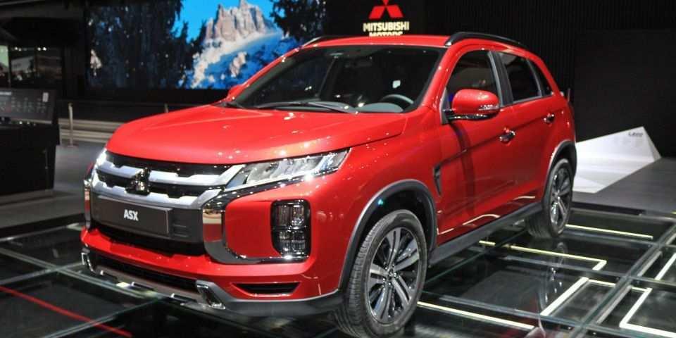 53 Gallery of Mitsubishi Phev Suv 2020 Concept with Mitsubishi Phev Suv 2020