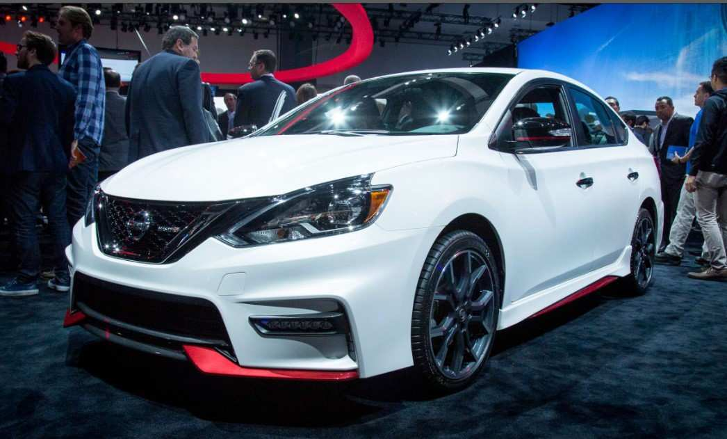 53 Gallery of Nissan Sentra 2020 Release Date First Drive for Nissan Sentra 2020 Release Date