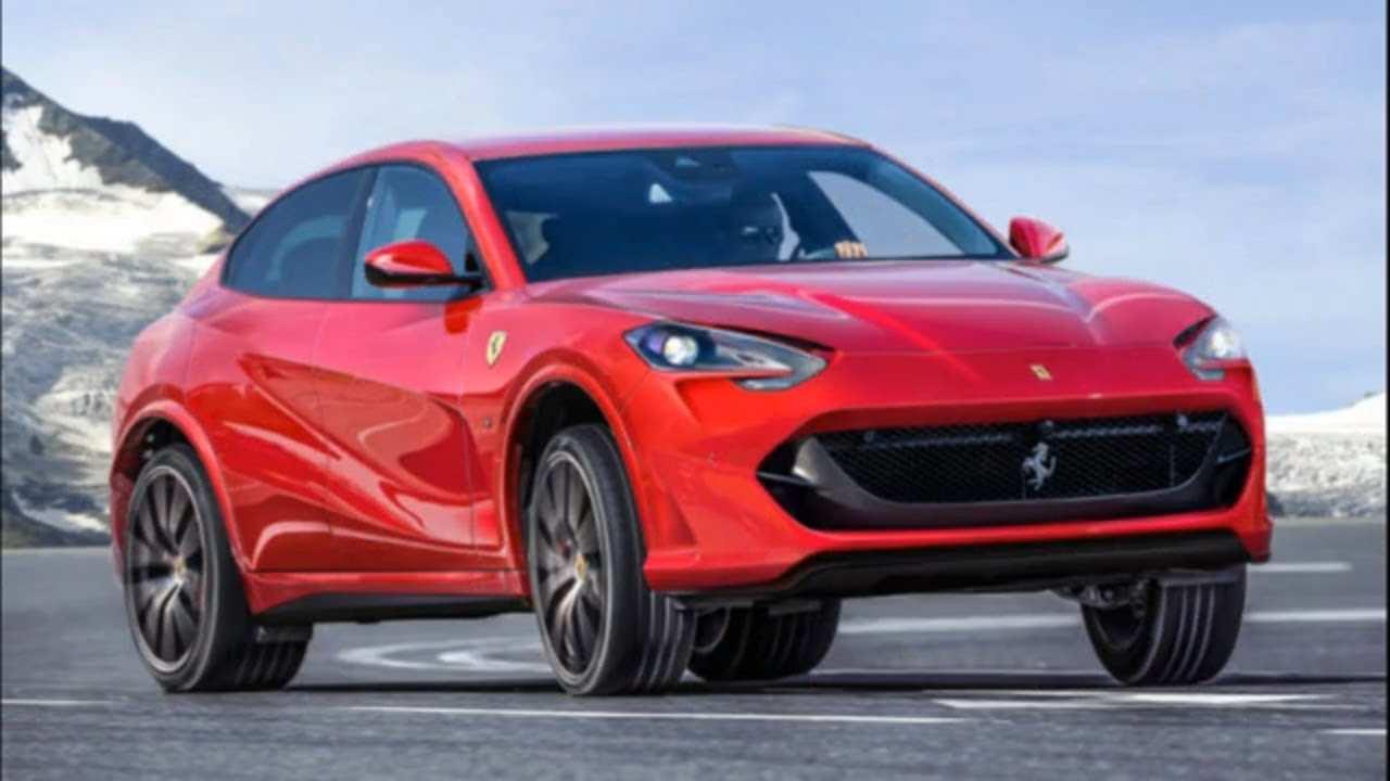 53 Great Ferrari Suv 2020 Pictures by Ferrari Suv 2020