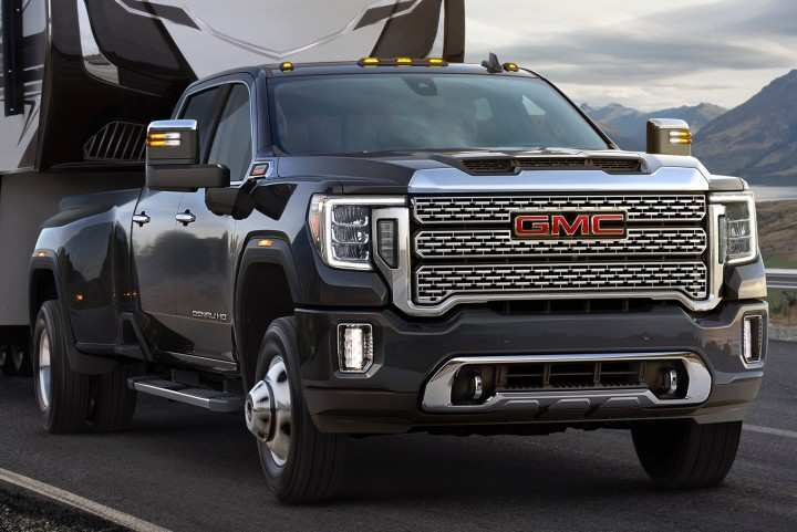 53 Great Gmc Dually 2020 Redesign with Gmc Dually 2020