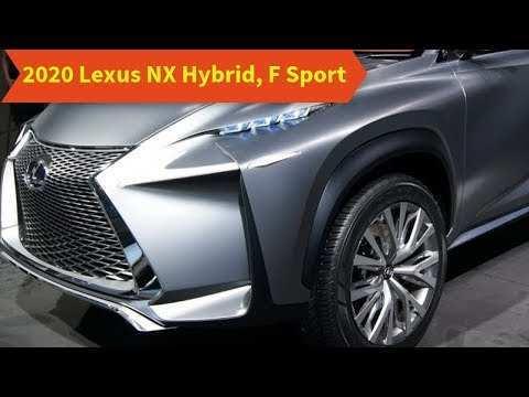 53 Great Lexus Nx 2020 Rumors Pictures for Lexus Nx 2020 Rumors