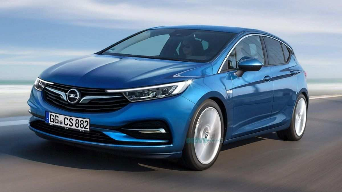 53 Great Opel Astra 2020 Interior Redesign for Opel Astra 2020 Interior