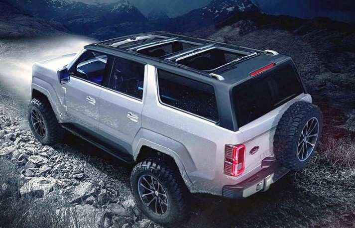 53 Great Release Date Of 2020 Ford Bronco Specs and Review for Release Date Of 2020 Ford Bronco