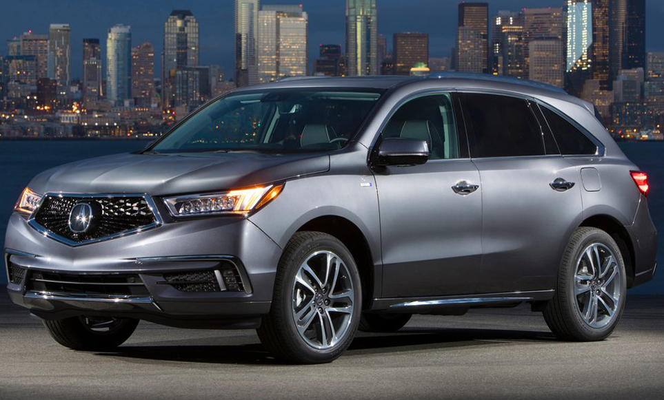 53 New 2020 Acura Mdx Spy Shots Performance and New Engine for 2020 Acura Mdx Spy Shots