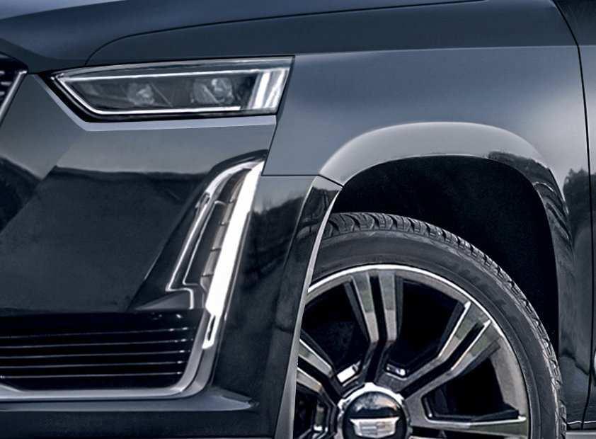 53 New 2020 Cadillac Escalade Body Style Change Spy Shoot with 2020 Cadillac Escalade Body Style Change
