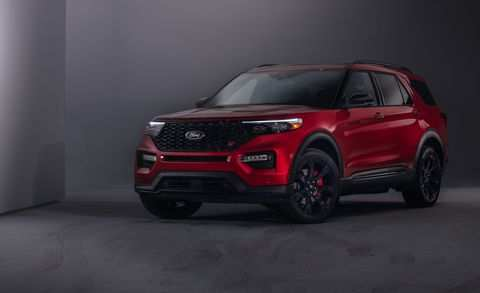 53 New 2020 Ford Explorer Availability Model by 2020 Ford Explorer Availability