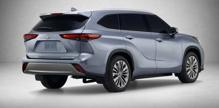 53 New Toyota Kluger New 2020 Specs and Review by Toyota Kluger New 2020