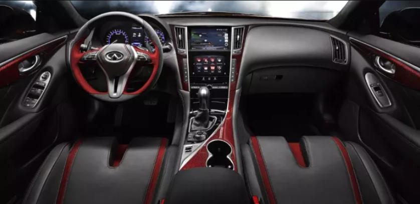 53 The Infiniti Q50 Hybrid 2020 Exterior and Interior for Infiniti Q50 Hybrid 2020