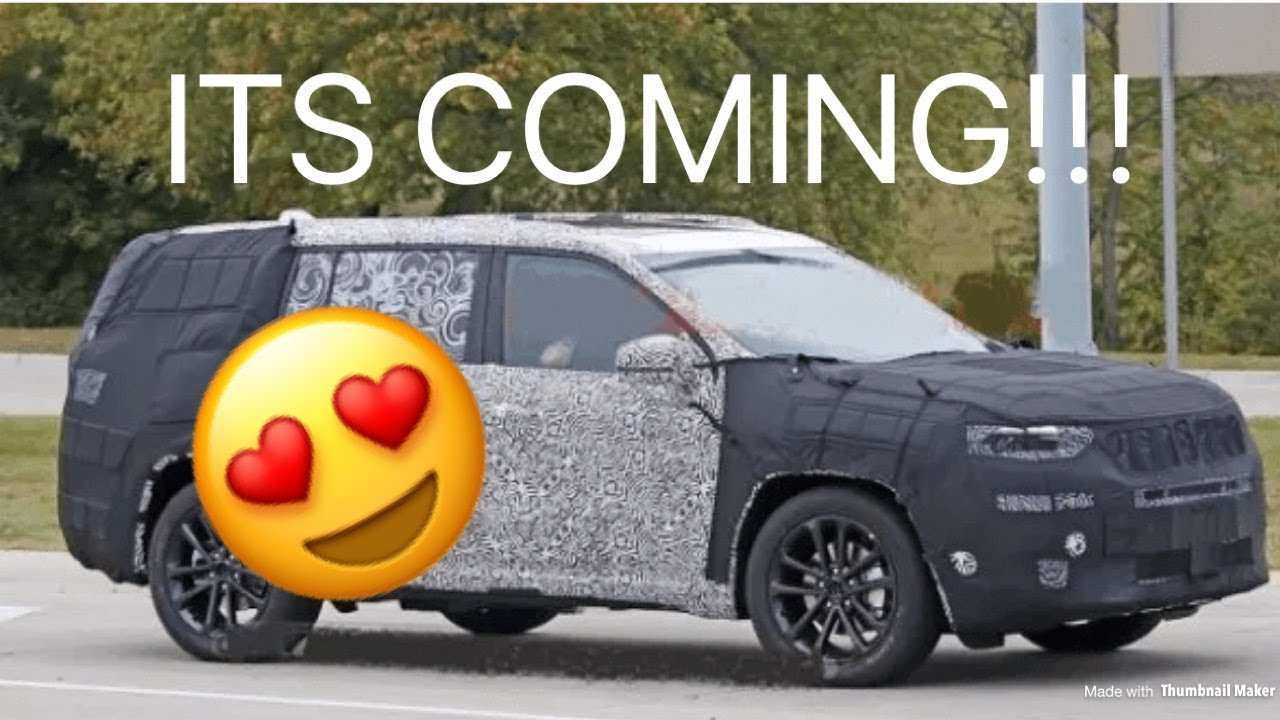 53 The Jeep Srt 2020 Exterior with Jeep Srt 2020