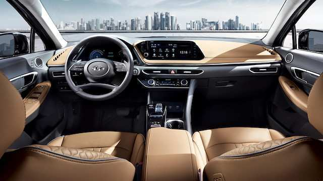 53 The Pictures Of The 2020 Hyundai Sonata Price for Pictures Of The 2020 Hyundai Sonata