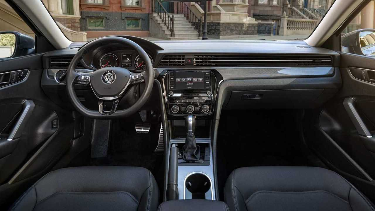53 The Volkswagen Passat 2020 Interior New Review with Volkswagen Passat 2020 Interior