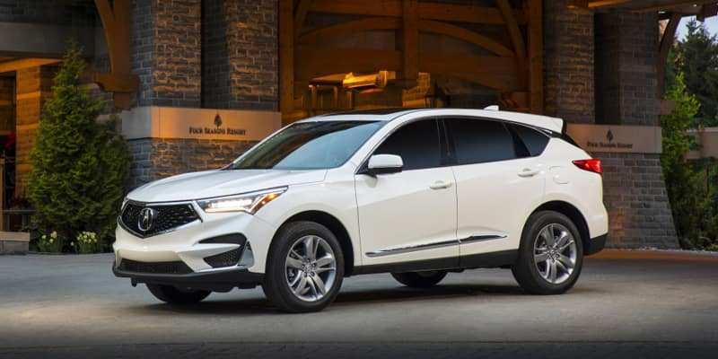 54 All New 2020 Acura Rdx Sport Hybrid Price with 2020 Acura Rdx Sport Hybrid