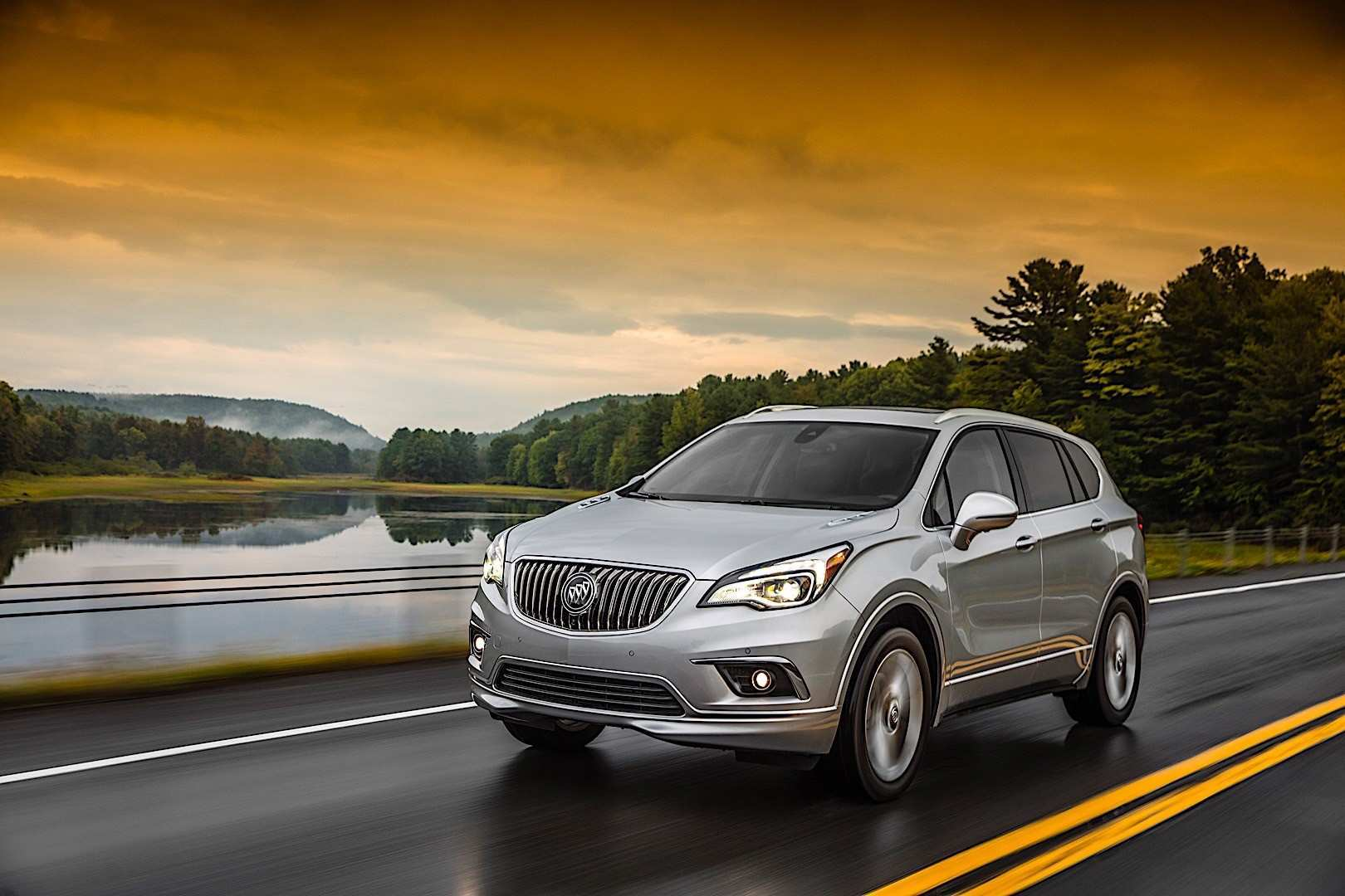 54 All New 2020 Buick Envision Specs Photos with 2020 Buick Envision Specs