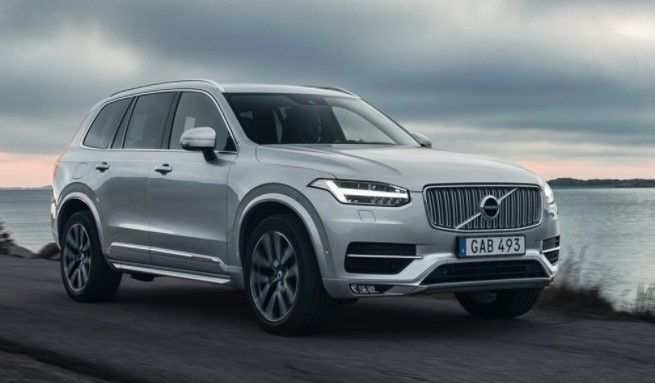 54 All New All New Volvo Xc90 2020 Style by All New Volvo Xc90 2020