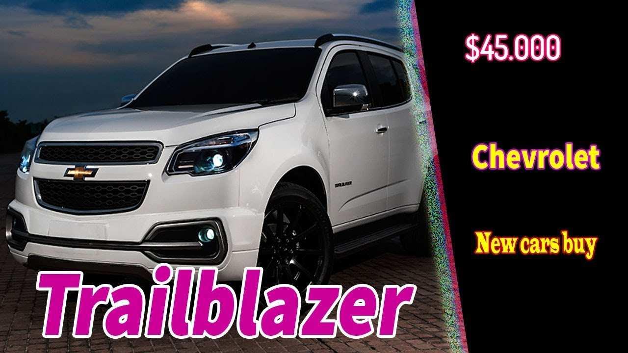 54 All New Chevrolet Trailblazer Ss 2020 Specs and Review with Chevrolet Trailblazer Ss 2020