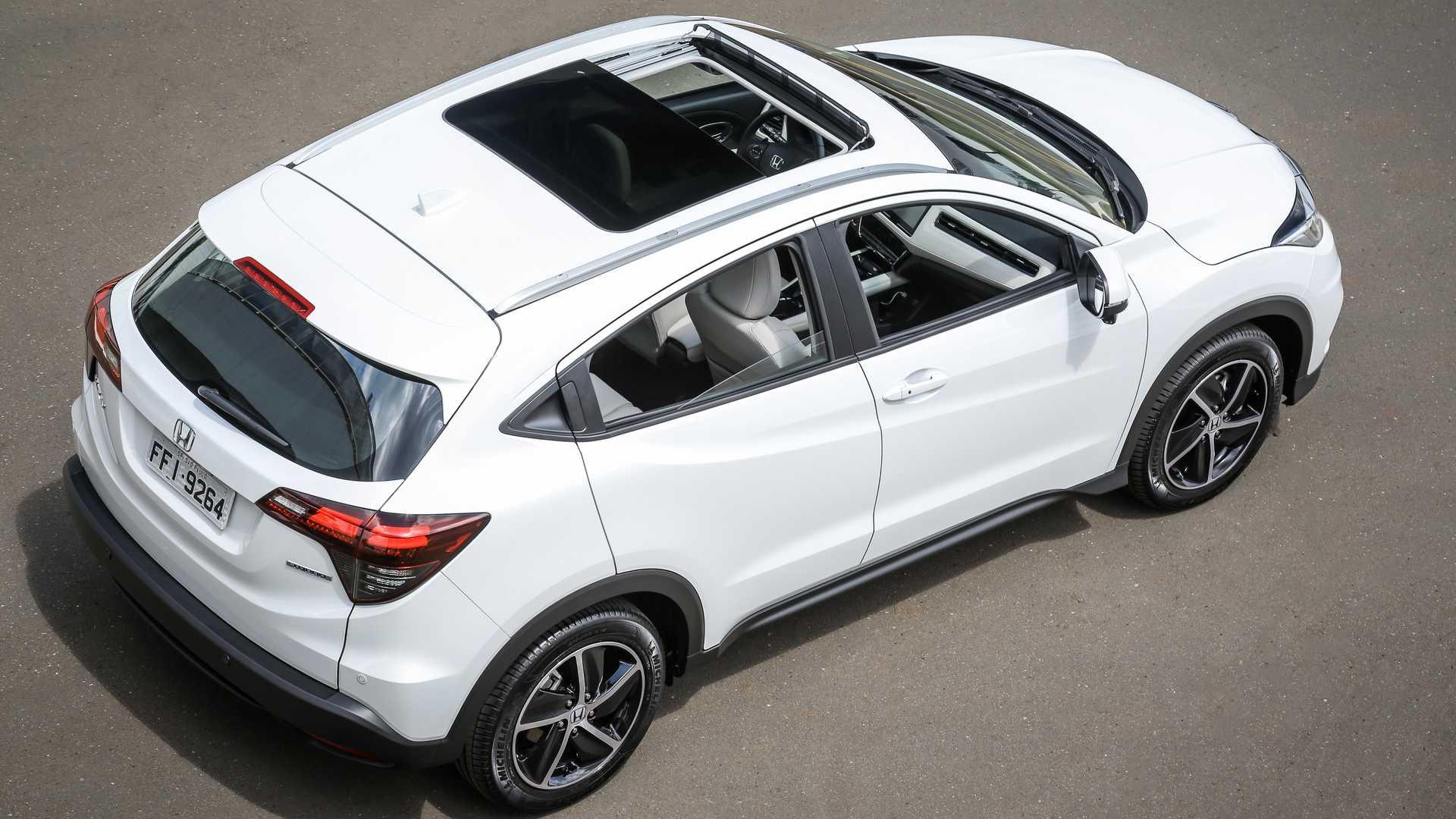 54 All New Honda Hrv Turbo 2020 Interior with Honda Hrv Turbo 2020