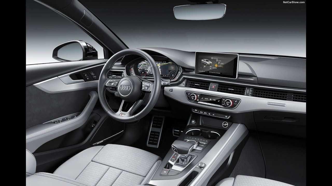 54 All New New Audi A4 2020 Interior Specs for New Audi A4 2020 Interior