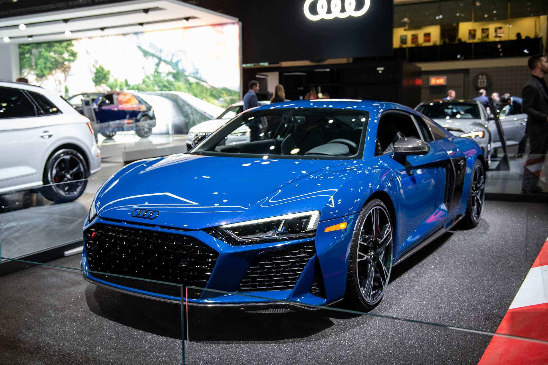 54 All New Pictures Of 2020 Audi R8 Exterior by Pictures Of 2020 Audi R8