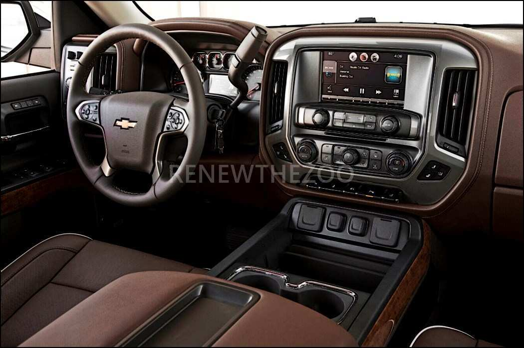 54 Best Review 2020 Chevrolet Hd Interior Prices with 2020 Chevrolet Hd Interior
